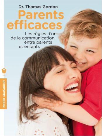 Livre Parents efficaces de Thomas Gordon